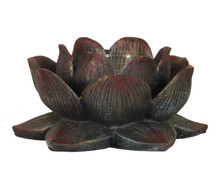 Lotus Tea Light Votive Holder