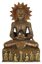 Fasting Buddha Shakyamuni Statue