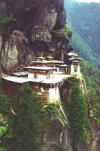 Notebook: Taksang Monastery