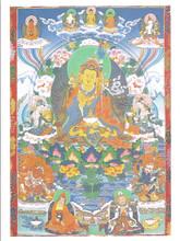 Guru Tsokye Dorje with Retinue (8 Manifestations)