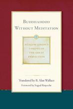 Buddhahood Without Meditation (B. Alan Wallace)