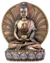 Large Resin Buddha Amitabha Statue