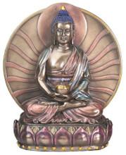 Resin Amitabha Buddha Statue