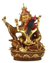 Guru Rinpoche & Yeshe Tsogyal Yab-Yum Statue