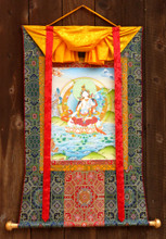 White Tara Thangka 1