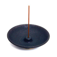 Iron Crystal Incense Holder