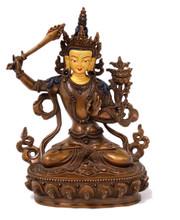 "Manjushri Statue 6.5"""