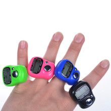 Adjustable for finger size up to 3.25""