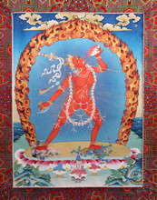 Vajrayogini Thangka