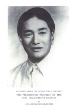 A commentary on the Dudjom Tersar Ngondro by Lama Tharchin Rinpoche