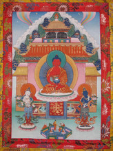The Excellent Path to Omniscience (Amitabha Zhing Drub)