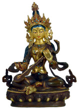 "Saraswati Statue 8.5"" Version 1"