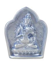 Blue Silver Vajrasattva Tsa Tsa