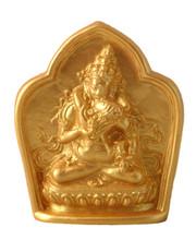 Golden Painted Vajrasattva Tsa Tsa
