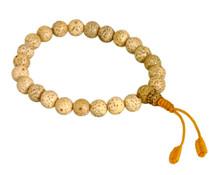 Lotus Seed Wrist Mala