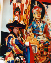 Lama Tharchin Rinpoche Black Hat Dance Photo