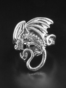 Magic Dragon Ring