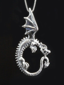 Oracle Dragon Pendant