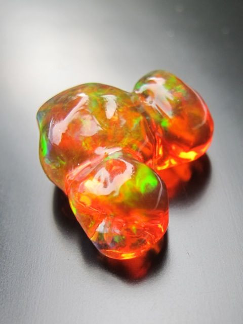 fire opal mexico