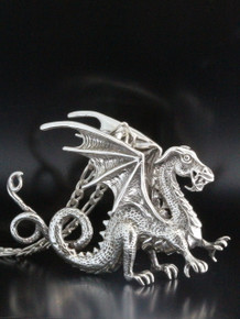 Dragon - Renaissance Dragon Necklace
