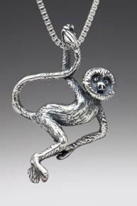 Rainforest Spider Monkey Charm