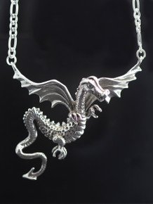 Dragon - Ancient Gwendolyn Dragon Neckpiece