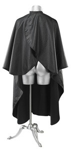 Chemical Reaction Black Cape Back