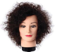"6"" Curly Deluxe Mannequin: Tanya"
