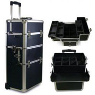 Hairart 2-Piece Aluminum Case