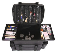 Open HairArt Makeup Case: Small