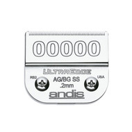 Andis Ultra Edge Replacement Blade - Size 00000 - 64074