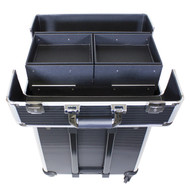 Hairart Professional Beauty Case (798001B) - Top Open