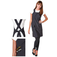 Betty Dain Criss-Cross Comfort Fit Apron