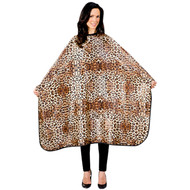 Betty Dain Leopard Multipurpose Cape