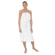 Betty Dain Terry Bare Shoulders Client Gown