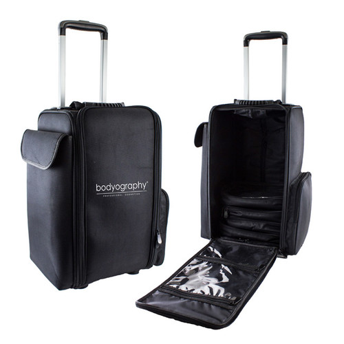 Bodyography Professional Rolling Case (BDC-ROLLING BAG)