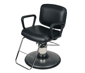 hydraulic styling chair. Image 1 Hydraulic Styling Chair 5