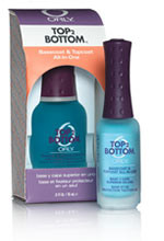 TOP 2 BOTTOM Basecoat & Topcoat All-in-One .6oz