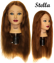 "24"" Stella Female Mannequin Head"
