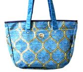 Turkish Velvet Handbag-26
