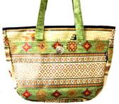 Turkish Velvet Handbag-27