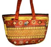 Turkish Velvet Handbag-28