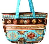 Turkish Velvet Handbag-31