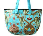 Turkish Velvet Handbag-32