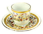 Turkish Porcelain Coffee Cup #9