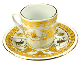 Turkish Porcelain Coffee Cup #14