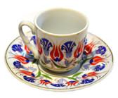 Turkish Porcelain Coffee Cup sq-2