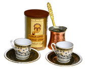 Turkish Coffee Cup Set #1