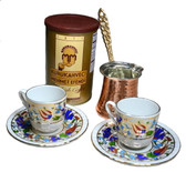 Turkish Coffee Cup Set #2