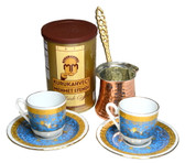 Turkish Coffee Cup Set #6